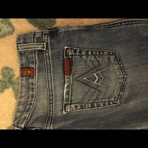 7 for all mankind jeans - 26